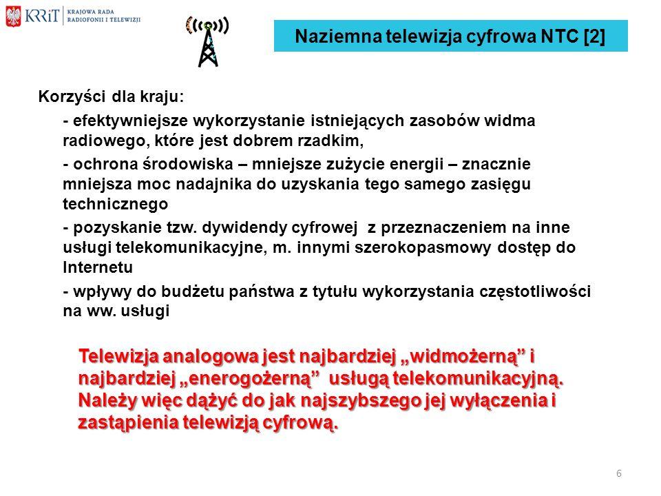 Naziemna telewizja cyfrowa NTC [2]